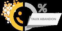 TAUX-ABANDON
